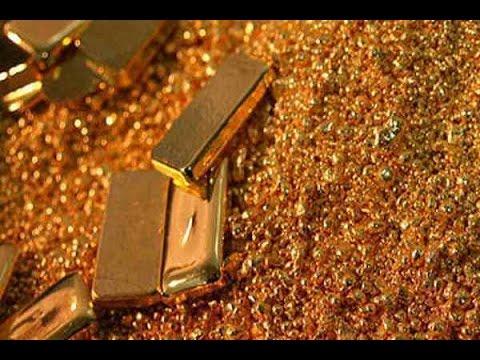 Власть золота. Драгоценный металл золото. Секретные территории.