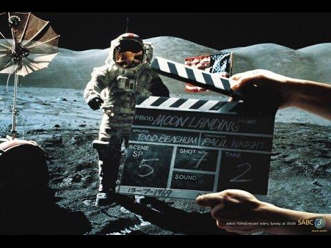 «Лунный заговор» или Летали ли американцы на Луну?