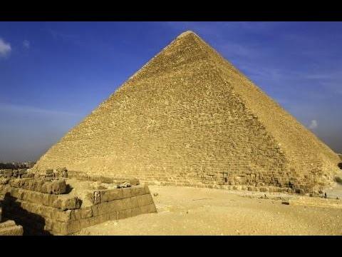 Великая пирамида - Суперсооружения древности
