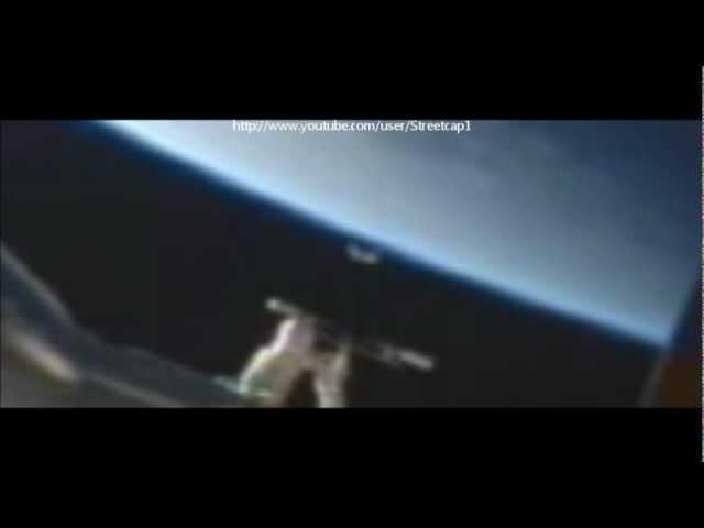 Видео НЛО у МКС