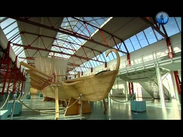 Корабли античности. Технологии древних цивилизаций