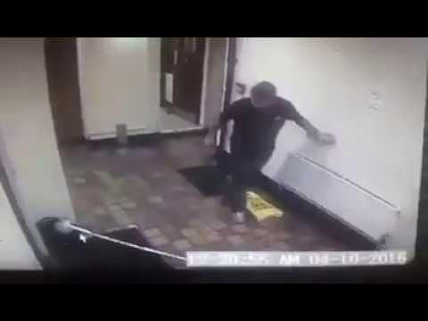 Призрак уборщика