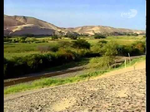 Загадка пустыни Наска. Самые загадочные места земли.