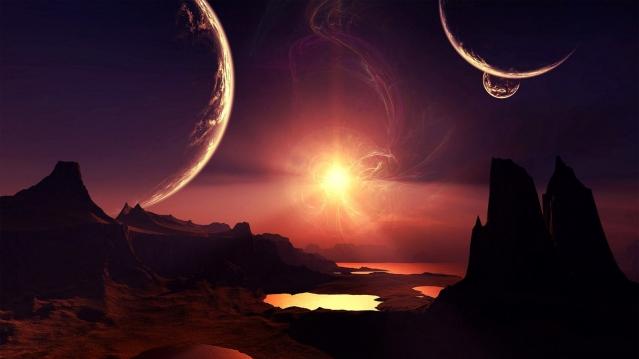 Все о космосе, фильм BBC