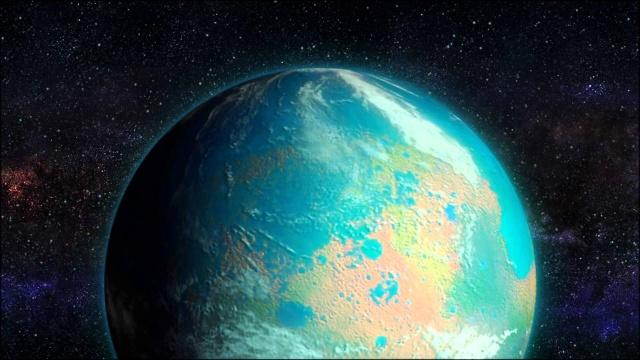 Вселенная - МАРС: НОВЫЕ ДОКАЗАТЕЛЬСТВА