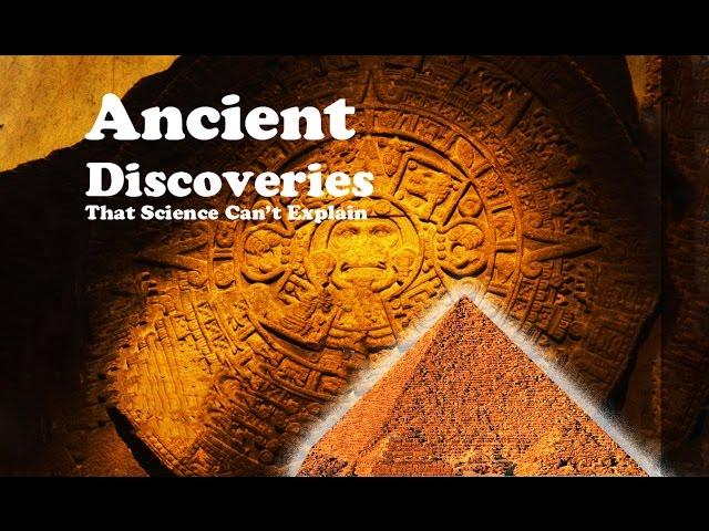 Древние андроиды - роботы. History: Древние открытия:  / 21 серия