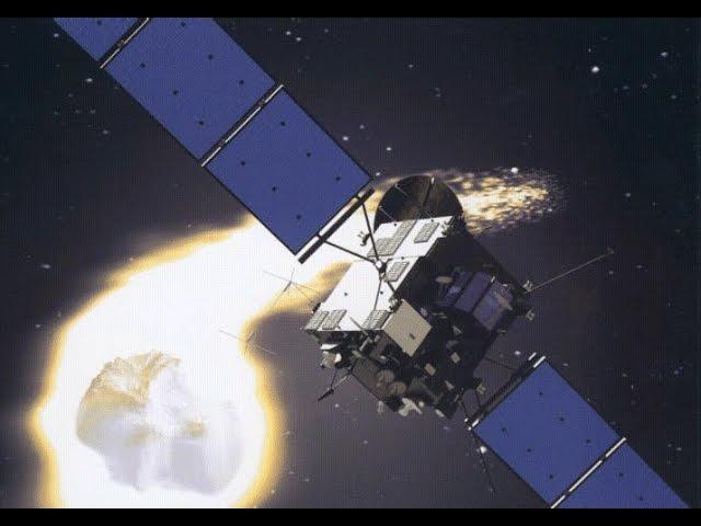 В погоне за кометой.  Розетта. Тайны вселенной