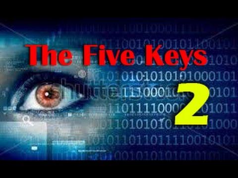 Пять ключей: Новые материалы / 2 серия