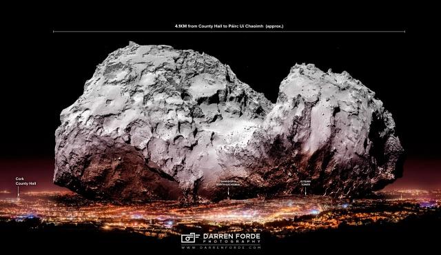 Новости от Розетты. Рассказ о комете