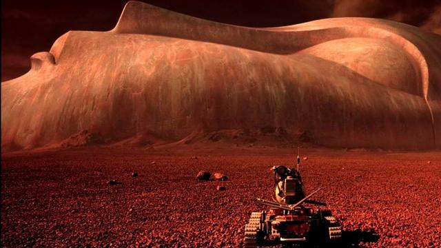 Вся правда о Марсе. Секретные территории.