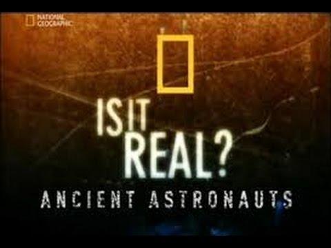 Реальность или фантастика? Астронавты древности