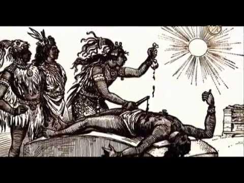 Кровь для богов. Секс и жертвоприношения ради плодородия.