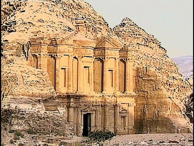 Таинственный город Петра. Тайна в пустыне. Загадки истории
