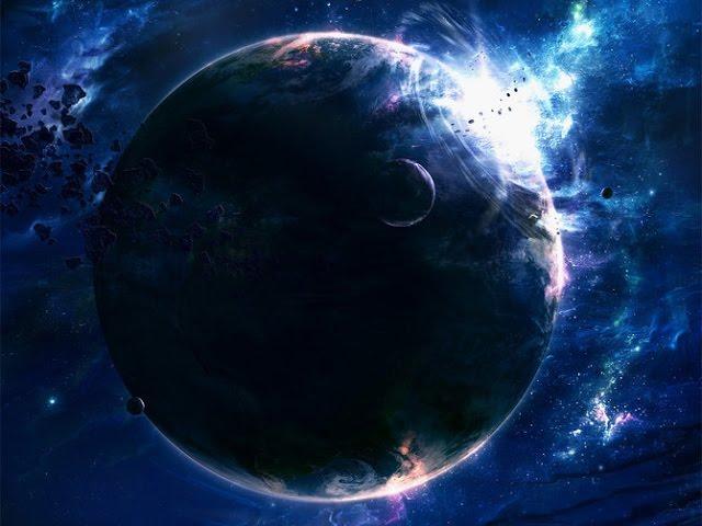 Аномалии в космосе. Видеосъемки NASA
