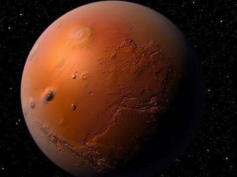 Совершенно секретно. Атакуем Марс. Документальное расследование