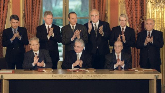 Босния: Непрошедшее Время