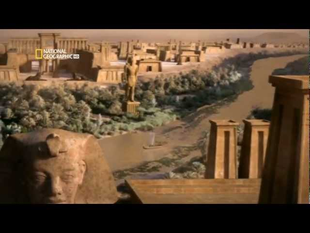 Десять казней египетских (1 серия)