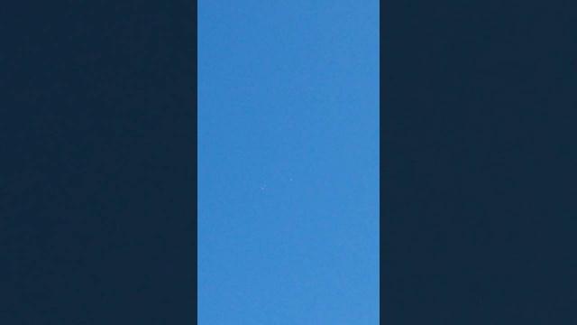 Шарообразные НЛО пролетели над Калифорнией