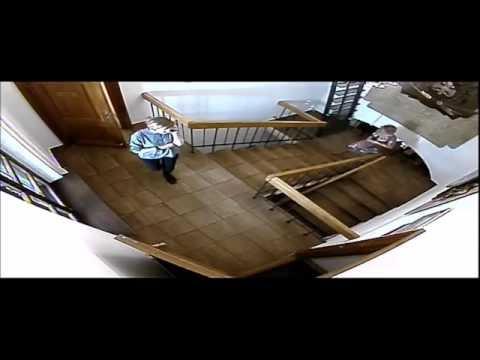 Привидение в старинном доме в Москве