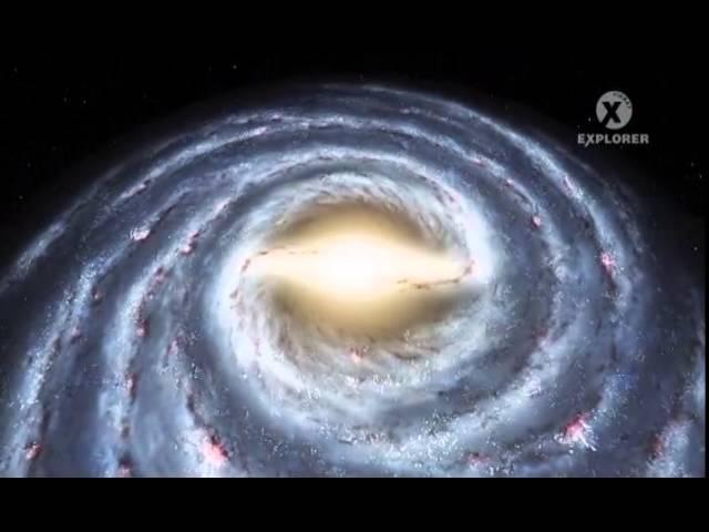 """Вселенная сквозь призму телескопа """"Хаббл"""". (Серия 3)"""