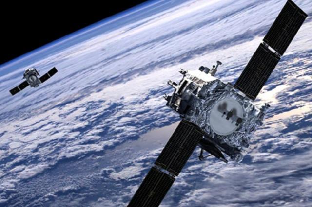 Космическое Око. Спутник шпион. Ударная сила