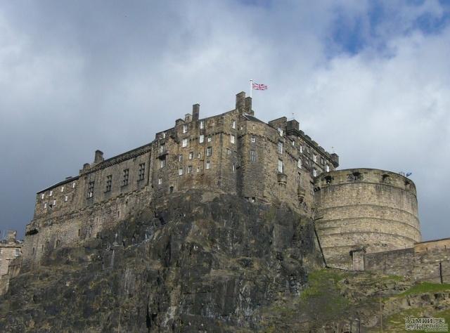 Эдинбургский замок. Мечта королевы Марии Стюарт