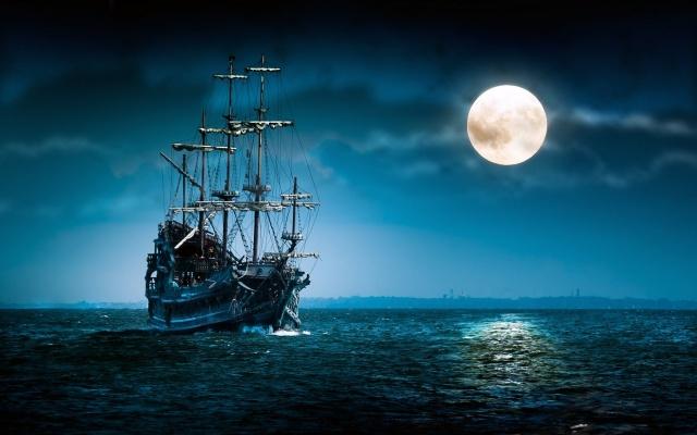 Тайны пиратских сокровищ. Территория Призраков.