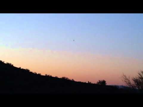 Цилиндрический НЛО