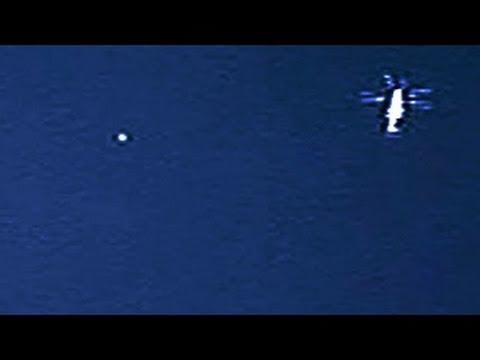 Видео НЛО над Мельбурном