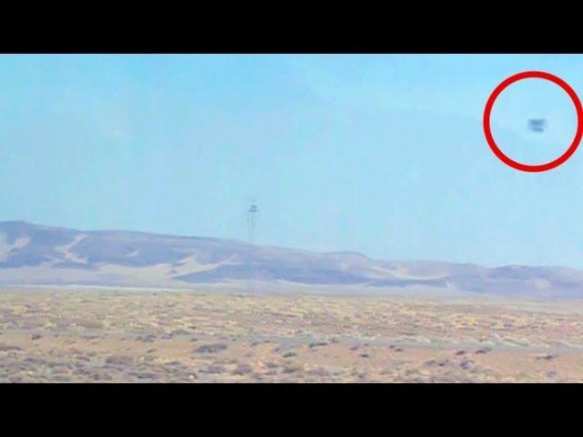 Видео скоростного НЛО
