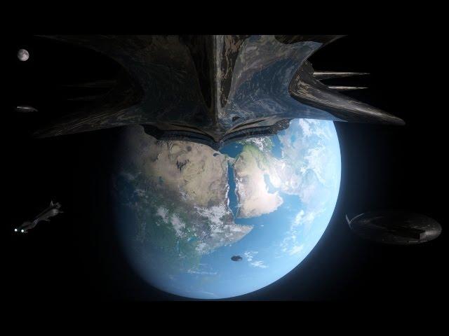 НЛО и пришельцы. Вторжение на землю.
