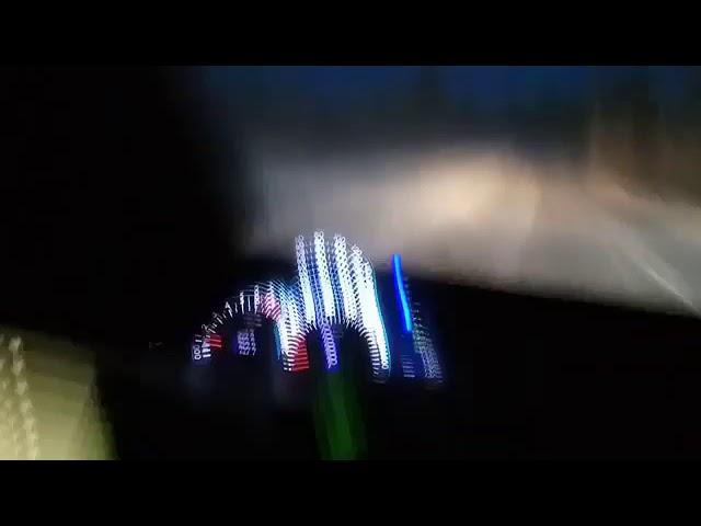 НЛО над Намцырской трассой