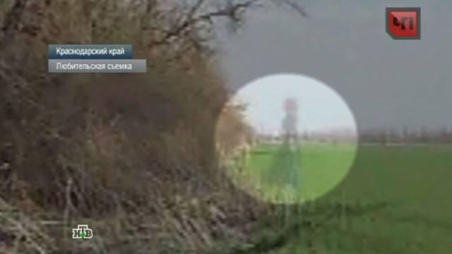 Видео призрака Пшадской девы