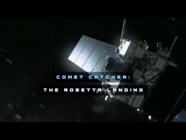 Розетта: посадка на комету. National Geographic