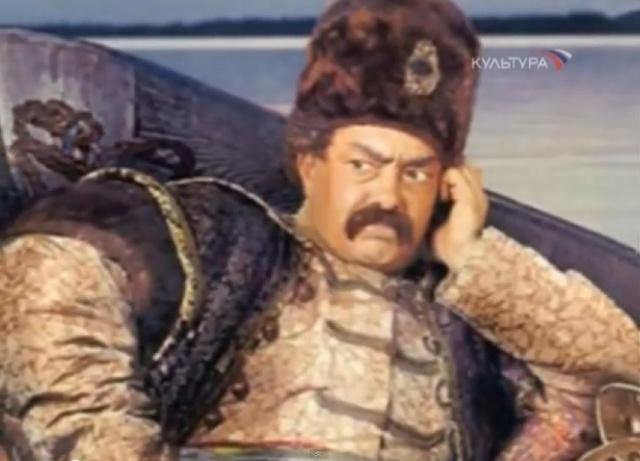 Степан Разин - Бунты в России.
