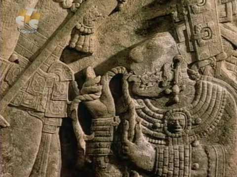 Затерянные города майя