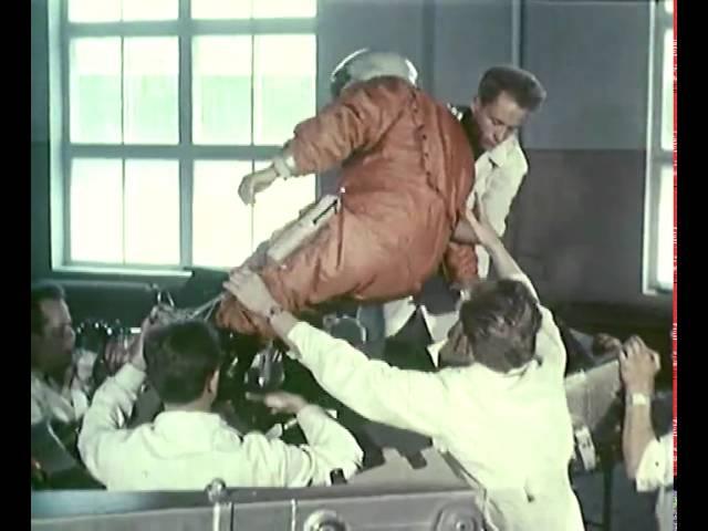 1961 Первый рейс к Звездам
