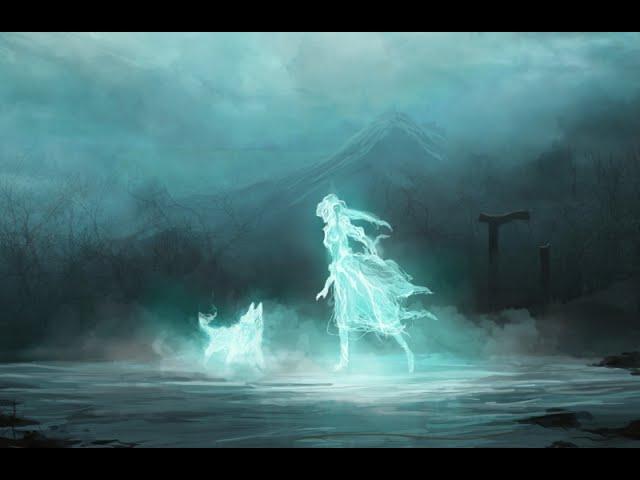 Когда приходят призраки. Земля. Территория загадок.