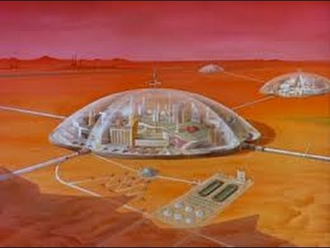 В поисках новой Земли. Освоение Марса. Штурм сознания.