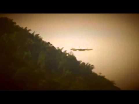 НЛО над городом Убатуба