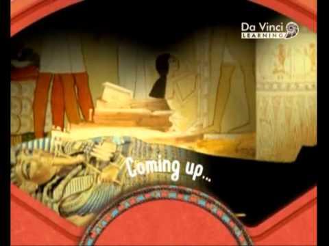 Компас времени   2 серия  Древний Египет