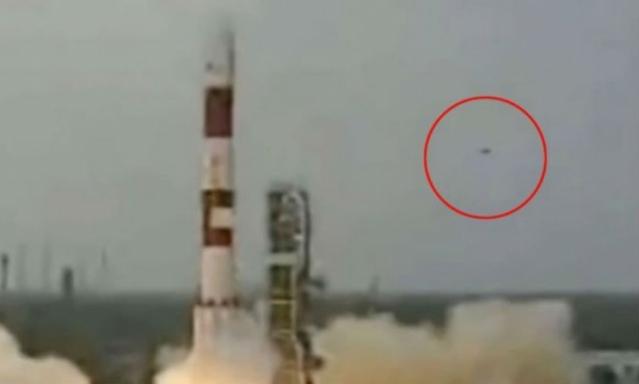 Видео НЛО в Индии