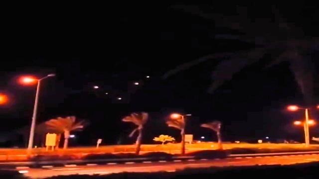 НЛО над Израилем 06.03.2016 (3)