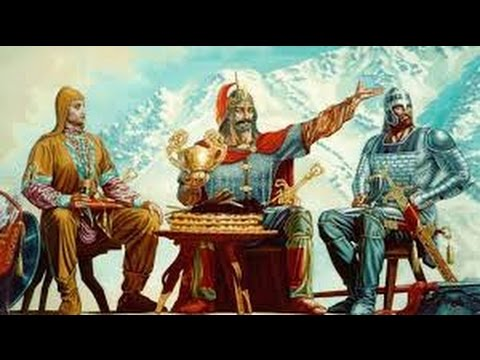Аланы. Кавказский рубеж
