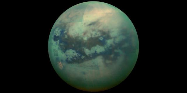Космические первопроходцы - Титан. Discovery