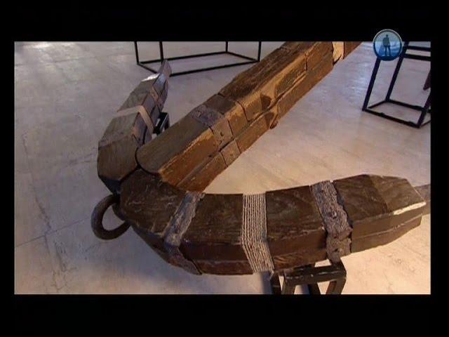 Первые корабли древней цивилизации