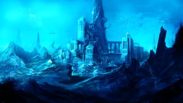 «Живая тема: Китай. Город под водой / Подводные города»
