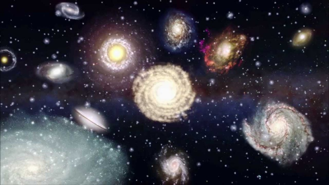 Вселенная  - В ПОИСКАХ КОСМИЧЕСКИХ СКОПЛЕНИЙ