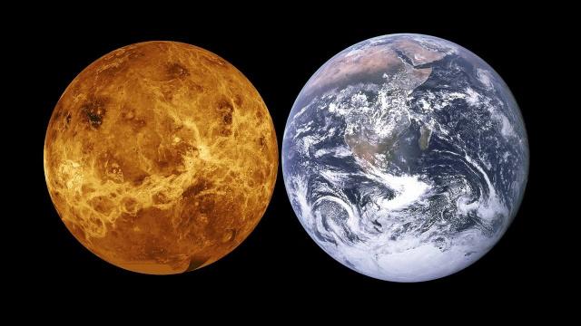 Эволюция нашей планеты в 4,5 миллиарда лет