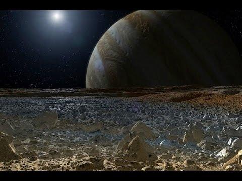 Юпитер. Полёт в систему Юпитера